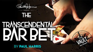 The Vault - The Transcendental Bar Bet by Paul Harris video