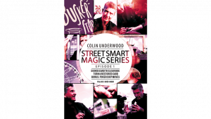 Colin Underwood: Street Smart Magic Series - Episode 1 by DL Productions (South Africa) video