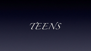 TEENS by Charlie Imperial video