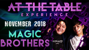 At The Table Live Magic Brothers November 21, 2018 video