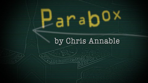 Parabox by Chris Annable video