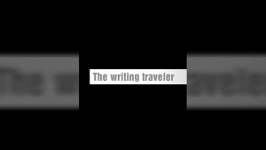 The Writing Traveler by Frederick Hoffmann - video