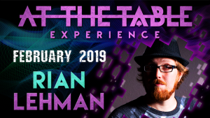 At The Table Live Lecture Rian Lehman February 6th 2019 video