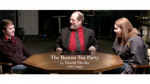 The Boston Tea Party by David Devlin and AMG Magic video