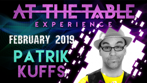 At The Table Live Lecture Patrik Kuffs February 20th 2019 video