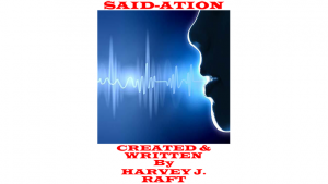SAID-ATION by Harvey Raft eBook