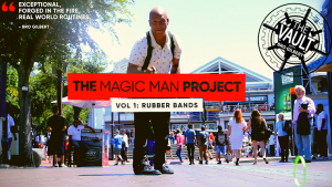 The Vault - The Magic Man Project (Volume 1 Rubber Bands) by Andrew Eland video