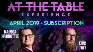 At The Table April 2019 Subscription video