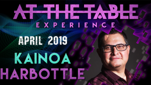 At The Table Live Lecture Kainoa Harbottle April 3rd 2019 video