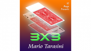 3X3 by Mario Tarasini video