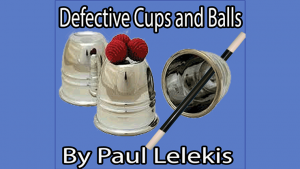 Defective Cups & Balls by Paul a. Lelekis eBook