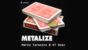 Metalize by Mario Tarasini and KT video
