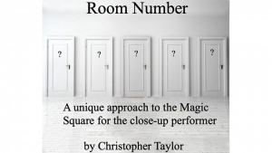 Room Number by Christopher Taylor video