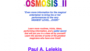 OSMOSIS II - Paul A. Lelekis Mixed Media
