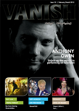VANISH Magazine February/March 2015 eBook DOWNLOAD