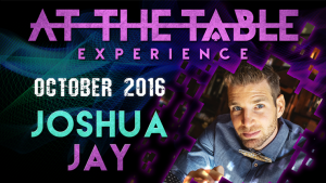 At The Table Live Lecture Joshua Jay 19-10-2016 video DOWNLOAD