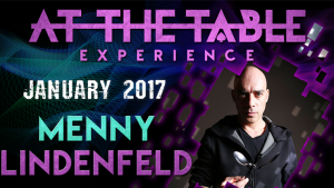 At The Table Live Lecture Menny Lindenfeld 04/01/2017 video DOWNLOAD