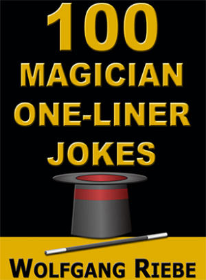 100 Magician One-Liner Jokes - eBook DOWNLOAD