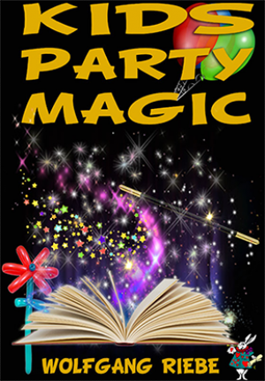Kid's Party Magic - eBook DOWNLOAD