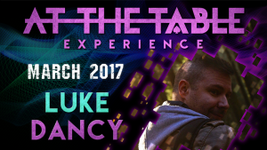 At The Table Live Lecture Luke Dancy 15/03/17 video DOWNLOAD