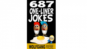 687 One-Liner Jokes - eBook DOWNLOAD