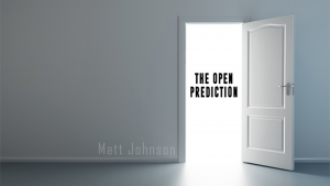 The Open Prediction - video de magie à télécharger