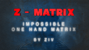 Z - Matrix (Impossible One Hand Matrix) - video DOWNLOAD