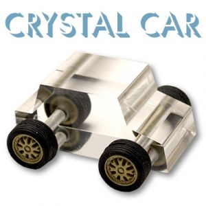 Crystal Car - Juan Tamariz
