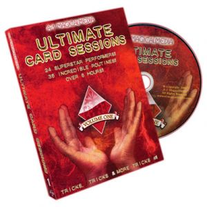 DVD : Ultimate Card Sessions - Volume 1