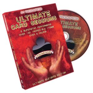 DVD : Ultimate Card Sessions - Volume 4