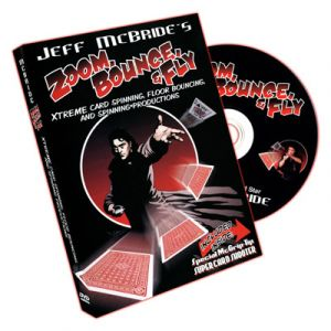 DVD Zoom, Bounce, And Fly du magicien Jeff McBride