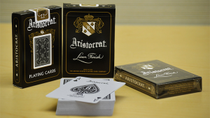 Jeu de cartes Aristocrat rouge - U.U. Playing Crd Cie