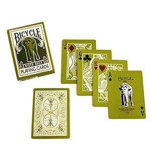 Bicycle ELEPHANT - Jeu de Cartes