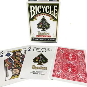 BICYCLE HESSLER (Rouge) - Jeu de Cartes