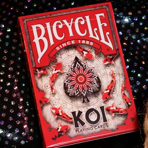 BICYCLE KOI - Jeu de cartes