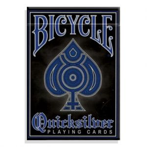 BICYCLE QUICKSILVER - Jeu de cartes