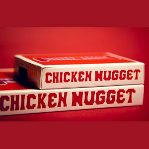 JUMBO CHICKEN NUGGET (Rouge) - Jeu de cartes