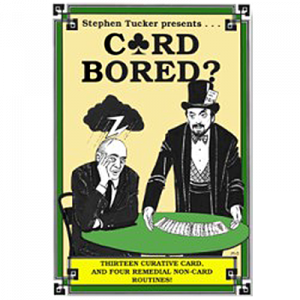 Card Bored? By Stephen Tucker - eBook DOWNLOAD
