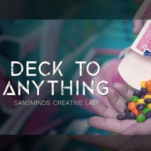 DECK TO ANYTHING - SANSMIND
