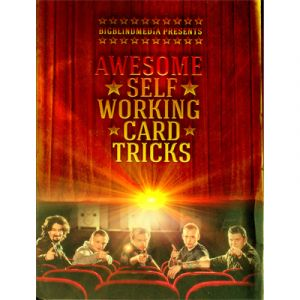 dvd de magie awesome self working card tricks