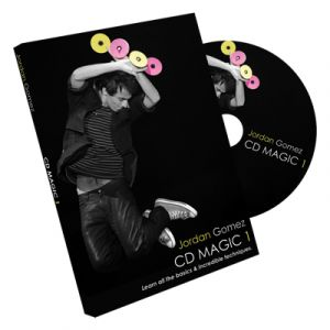 dvd CD MAGIC par le magicien JORDAN GOMEZ