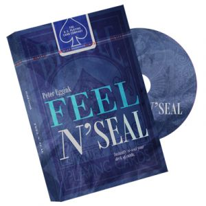 dvd de magie FEEL N' SEAL