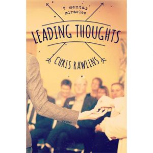 coffret DVD de magie LEADING THOUGHTS du magicien chris RAWLINS