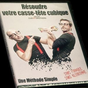 RESOUDRE LE CUBE - DVD - David DECIRON