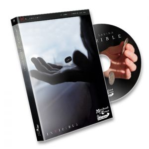 INVISIBLE - DVD - Damien SAVINA