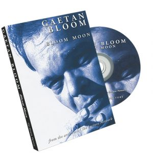 DVD de magie Bloom Moon du magicien Gaetan bloom