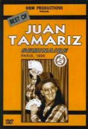 DVD Best Of Seminaire J.Tamariz