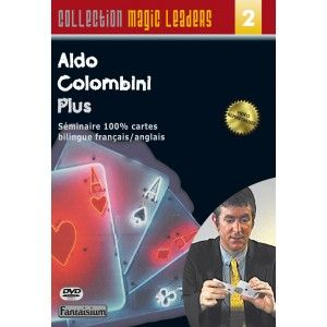 DVD Aldo Colombini Plus