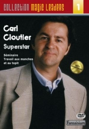 DVD Carl Cloutier SuperStar - Carl Cloutier