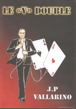 DVD le V double - J.P. Vallarino